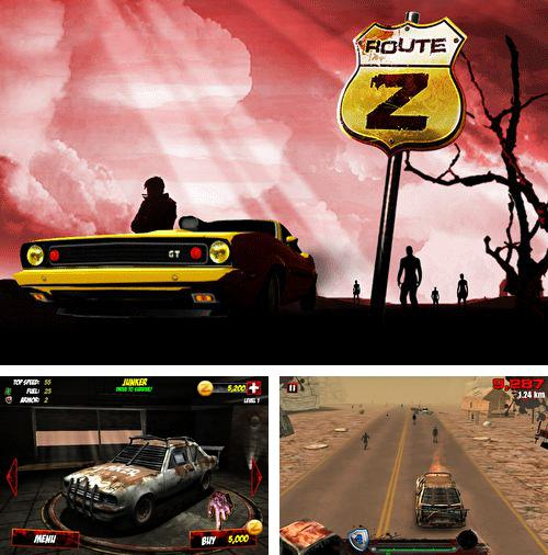 In addition to the game Raby for iPhone, iPad or iPod, you can also download Route Z for free.