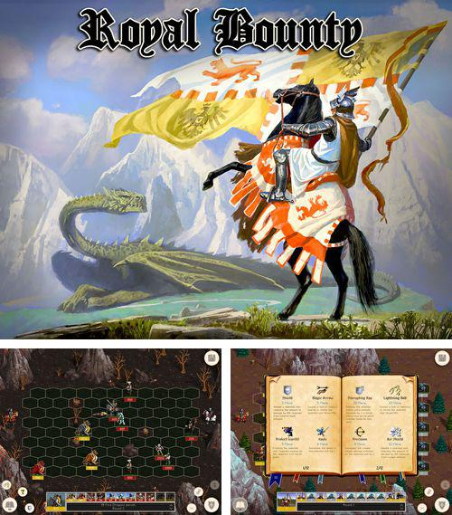 In addition to the game Disc drivin' for iPhone, iPad or iPod, you can also download Royal bounty for free.