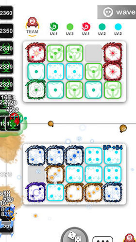 Гра Royal dice: Random defense для iPhone