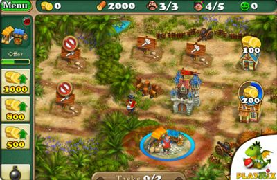 Screenshots of the Royal Envoy game for iPhone, iPad or iPod.
