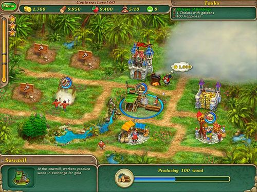 Screenshots vom Spiel Royal envoy: Campaign for the crown für iPhone, iPad oder iPod.