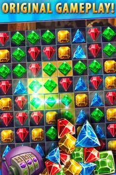 Download Royal Gems iPhone free game.