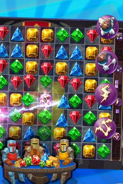 Free Royal Gems download for iPhone, iPad and iPod.