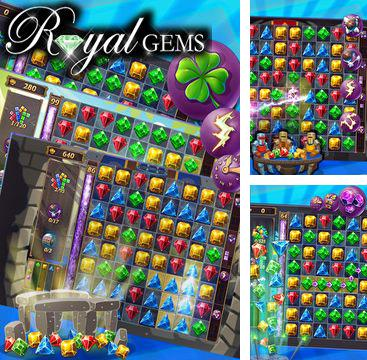 In addition to the game Pixel hunter for iPhone, iPad or iPod, you can also download Royal Gems for free.