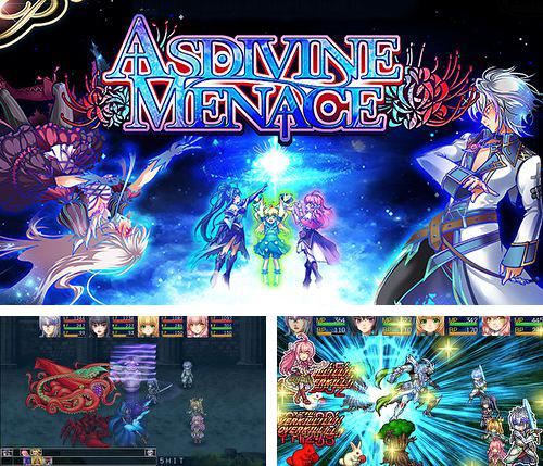 In addition to the game Snow leopard simulator for iPhone, iPad or iPod, you can also download Rpg Asdivine menace for free.