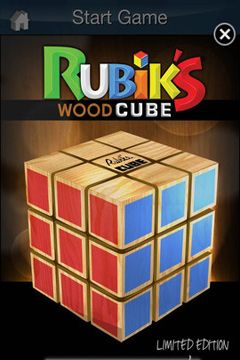 Capturas de pantalla del juego Rubik's Cube para iPhone, iPad o iPod.