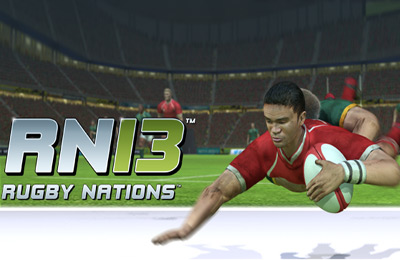 Rugby Nations '13