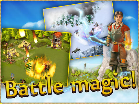 Descarga gratuita de Rule the Kingdom para iPhone, iPad y iPod.