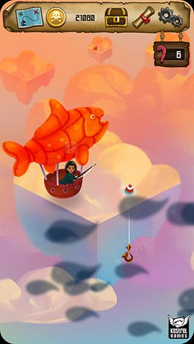 Download Rule with an iron fish iPhone free game.