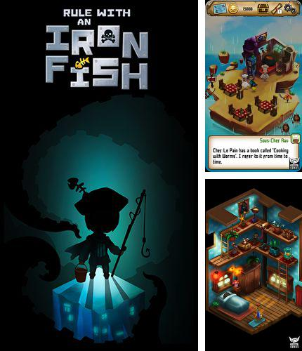 In addition to the game Baby Ninja for iPhone, iPad or iPod, you can also download Rule with an iron fish for free.
