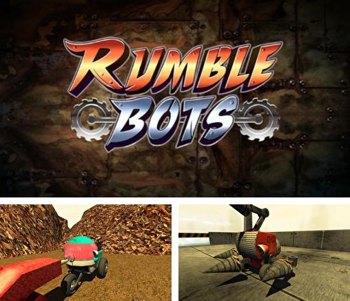 Download Rumble bots iPhone free game.