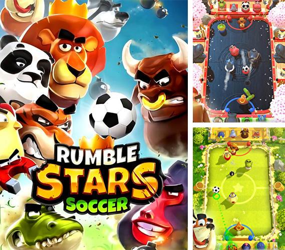 In addition to the game The Secret Of Space Octopuses for iPhone, iPad or iPod, you can also download Rumble stars for free.