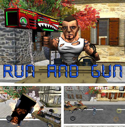 In addition to the game World of gunships for iPhone, iPad or iPod, you can also download Run and gun for free.