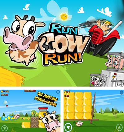 In addition to the game Jump! Man for iPhone, iPad or iPod, you can also download Run Cow Run for free.