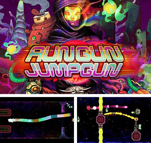 In addition to the game Up down dash for iPhone, iPad or iPod, you can also download Run, gun, jump, gun for free.