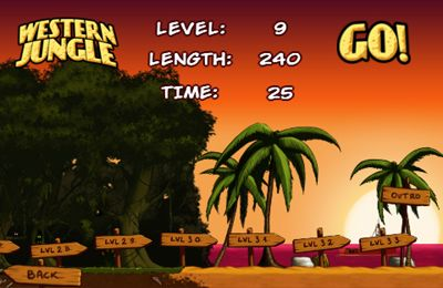 Download Run like hell! iPhone free game.