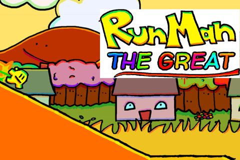 Run man the great