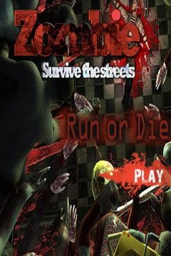Run or Die: Zombie City Escape