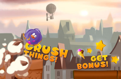 Capturas de pantalla del juego Run Ostrich Run para iPhone, iPad o iPod.