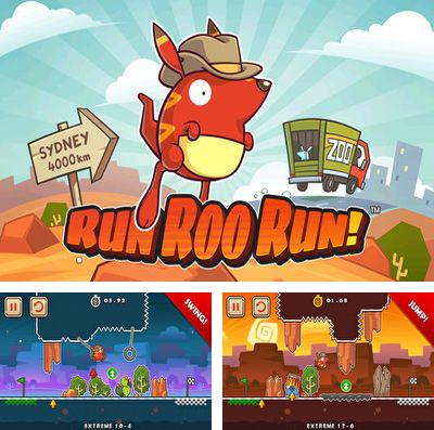 In addition to the game Tiny Legends: Crazy Knight for iPhone, iPad or iPod, you can also download Run Roo Run for free.