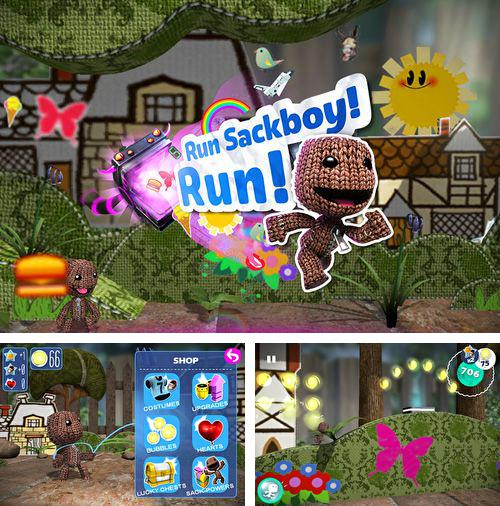 In addition to the game Futuridium EP for iPhone, iPad or iPod, you can also download Run Sackboy! Run! for free.