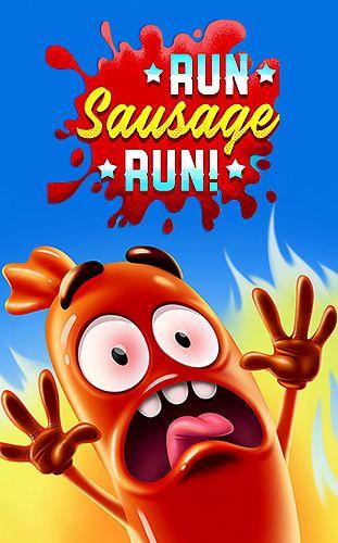 run sausage run iphone game  free download ipa for