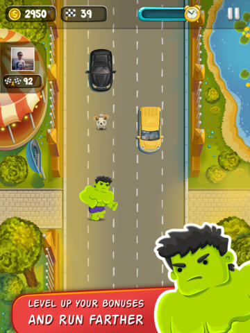 Download Run, Vova, Run iPhone free game.