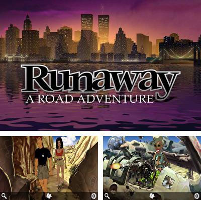 In addition to the game Crazy gears for iPhone, iPad or iPod, you can also download Runaway: A Road Adventure for free.