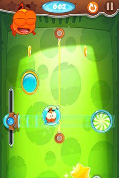 Download Runaway Snack iPhone free game.