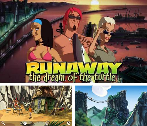 In addition to the game Knights of pen and paper 2 for iPhone, iPad or iPod, you can also download Runaway: The Dream Of The Turtle for free.