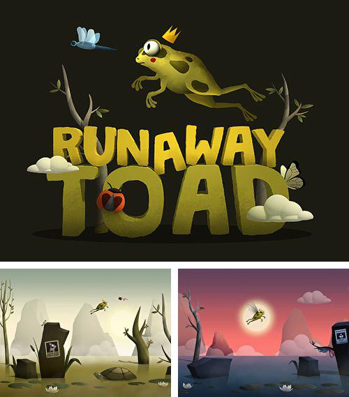 In addition to the game Call of the Zombie Sbombers for iPhone, iPad or iPod, you can also download Runaway toad for free.