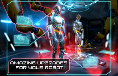 Download RunBot iPhone free game.