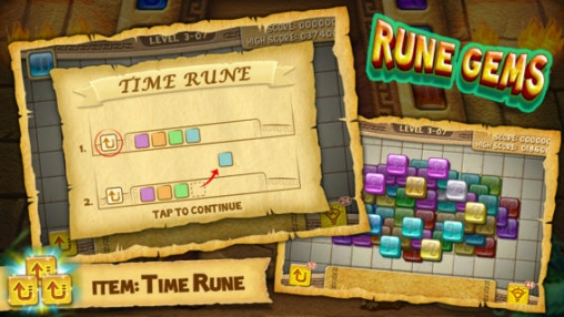 Free Rune Gems – Deluxe download for iPhone, iPad and iPod.