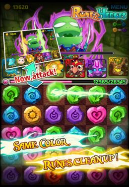 Free Rune & Heroes download for iPhone, iPad and iPod.