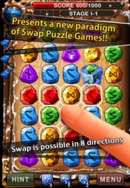 Free RuneMasterPuzzle download for iPhone, iPad and iPod.