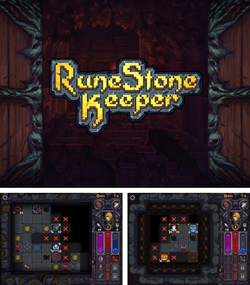 In addition to the game Blackwell 3: Convergence for iPhone, iPad or iPod, you can also download Runestone keeper for free.