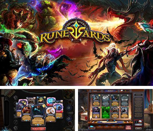 In addition to the game MeWantBamboo - Become The Master Panda for iPhone, iPad or iPod, you can also download Runewards: Strategy сard game for free.