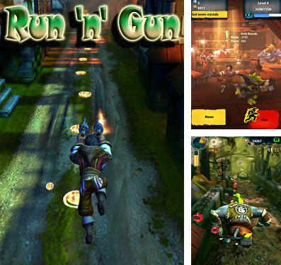 In addition to the game Exodus: Neclace of Heavens for iPhone, iPad or iPod, you can also download Run'n'Gun for free.