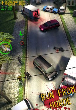 Download Running Dead iPhone free game.