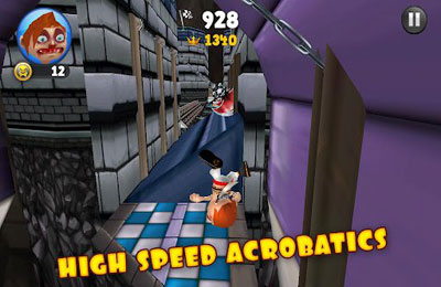 Free Running Fred download for iPhone, iPad and iPod.