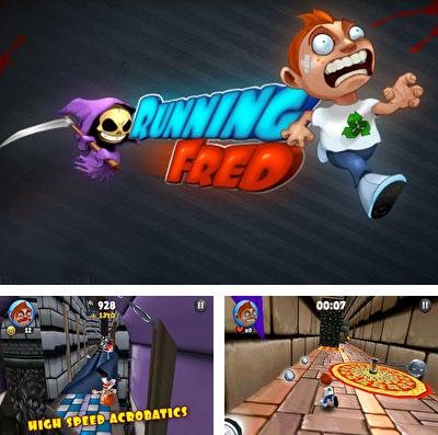 In addition to the game Starband troopers for iPhone, iPad or iPod, you can also download Running Fred for free.