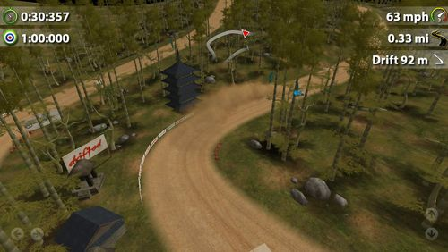Download Rush rally iPhone free game.