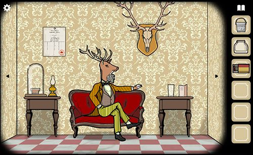 Écrans du jeu Rusty lake hotel pour iPhone, iPad ou iPod.