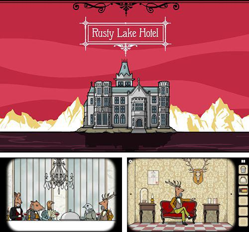 In addition to the game Froggy Splash for iPhone, iPad or iPod, you can also download Rusty lake hotel for free.