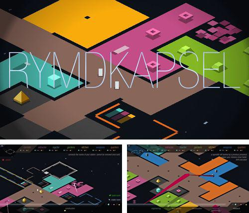 In addition to the game Vergence for iPhone, iPad or iPod, you can also download Rymdkapsel for free.