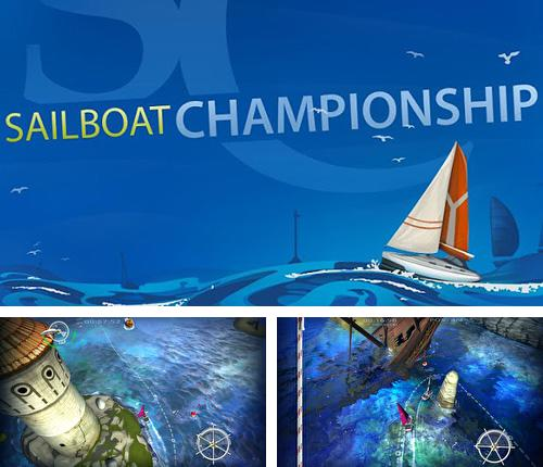Download Sailboat championship pro iPhone free game.