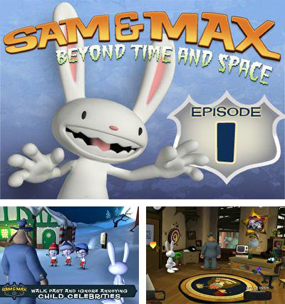 In addition to the game Edge of Twilight - Athyr Above for iPhone, iPad or iPod, you can also download Sam & Max Beyond Time and Space. Episode 1.  Ice Station Santa for free.