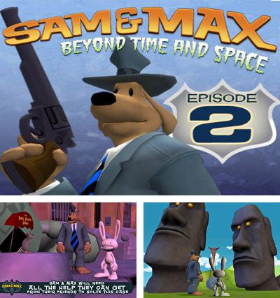 In addition to the game Devious dungeon 2 for iPhone, iPad or iPod, you can also download Sam & Max Beyond Time and Space Episode 2.  Moai Better Blues for free.