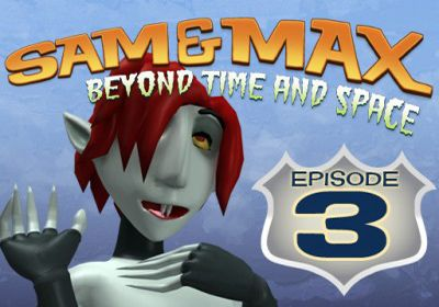 Sam & Max Beyond Time and Space Episode 3.  Night of the Raving Dead