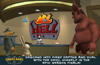 Скачать Sam & Max Beyond Time and Space Episode 5.  What's New Beelzebub? на iPhone бесплатно
